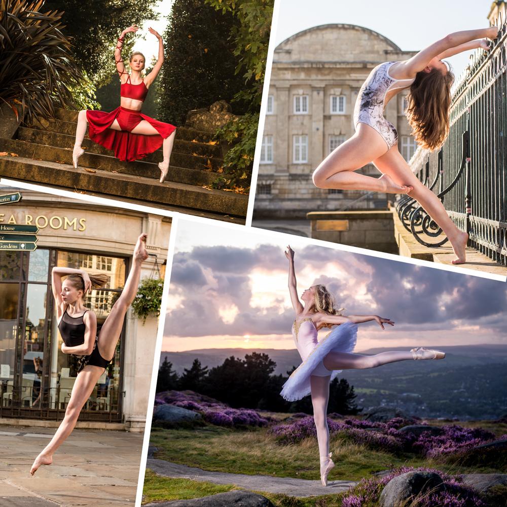 Yorkshire dancers
